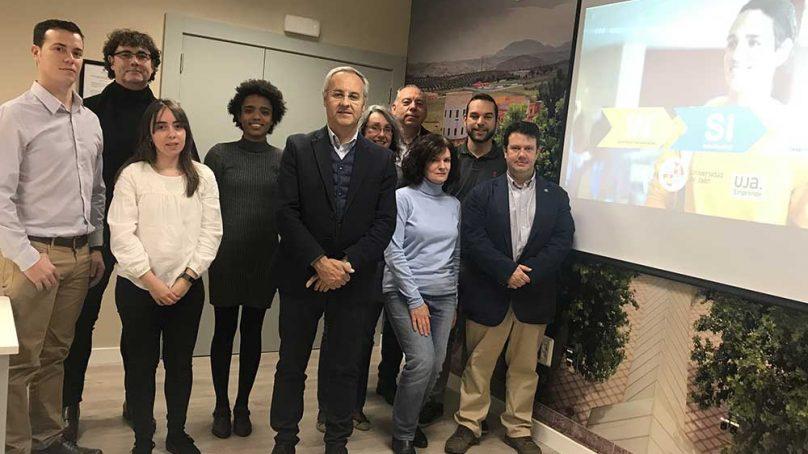 Cinco estudiantes premiados en el programa de emprendimiento INSIDE UJA