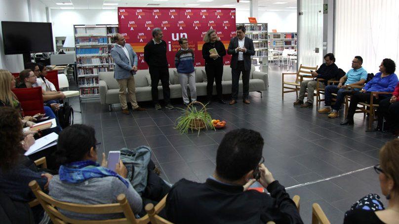"""La UNIA en la sede de La Rábida imparte un curso sobre """"Proyectos para la Transición: Diseño y herramientas"""""""
