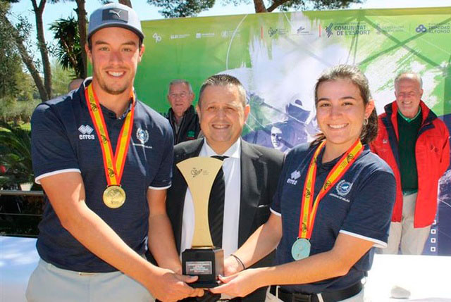 La UMA, campeona de España universitaria de Golf