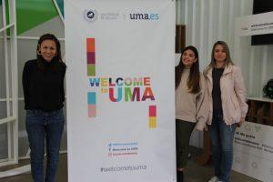 La Oficina Welcome To UMA es la encargada de atender a los estudiantes extranjeros que cada año llegan a la Universidad de Málaga