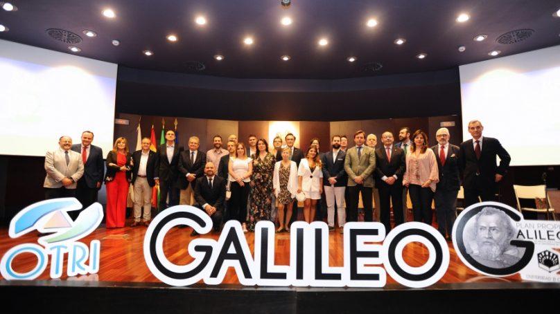 Los profesores Fernando Moreno y Manuel Sánchez Premio Galileo a la Transferencia del Conocimiento
