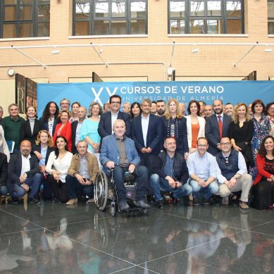 Cinco sedes y 33 propuestas para los XX Cursos de Verano UAL