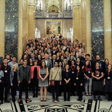 Más de 150 profesionales de la comunicación social se reúnen en Viena