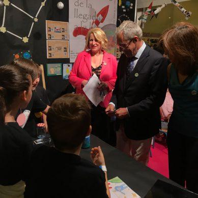 Sevilla acoge la mayor Feria de la Ciencia en España