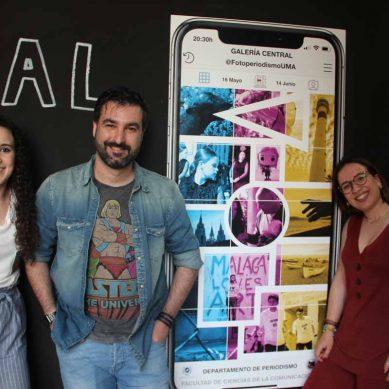 "'@FotoperiodismoUMA', una exposición de ""novatos"" que guarda homenajes"