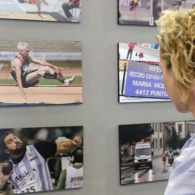 """""""Málaga en el objetivo"""", las imágenes del deporte en la Universidad"""