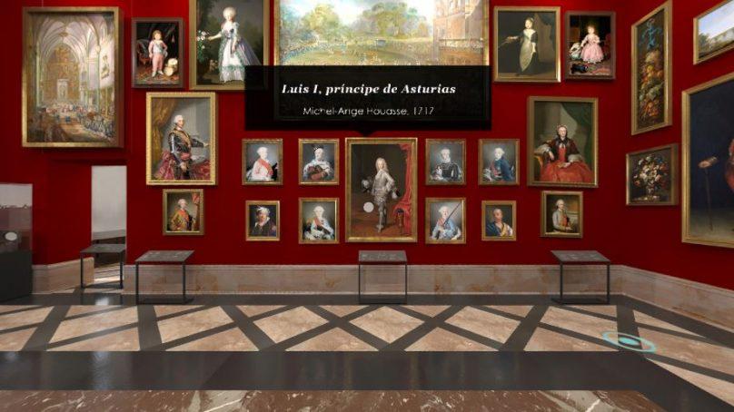 Sumérgete en el Prado y viaja en el tiempo para conocer otras épocas