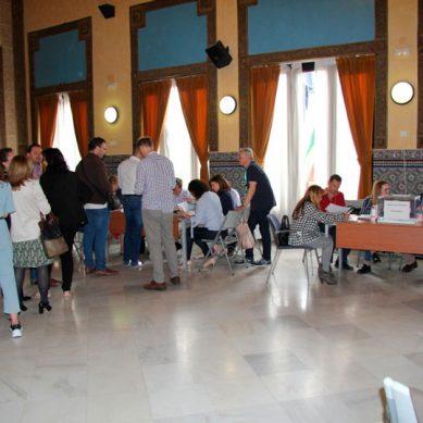 La UCO elige a sus 60 delegados sindicales