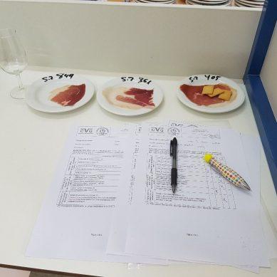 Un análisis científico para valorar los atributos del jamón serrano