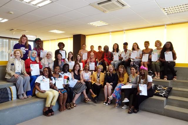 Treinta mujeres africanas conocen experiencias de emprendimiento y liderazgo femenino