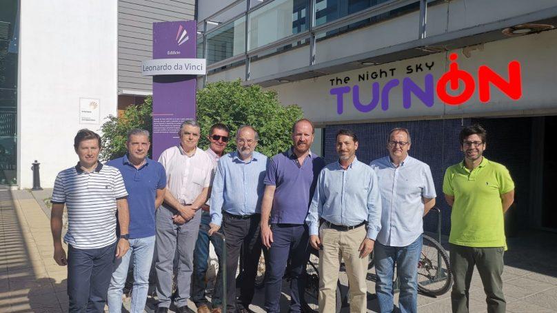 Evitar la contaminación lumínica, el reto de la UCO e Inersur