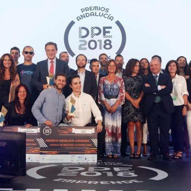365 empresas luchan por los VI Premios Andalucía Emprende
