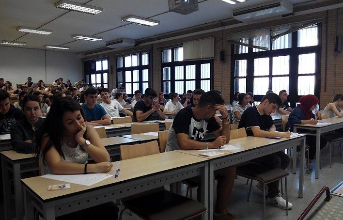 Más de 3.000 preuniversitarios se enfrentan mañana a la PEvAU 2019 en Almería