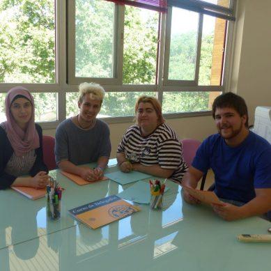 Nuevos rostros y nuevas inquietudes en el equipo de representación estudiantil del CEUJA