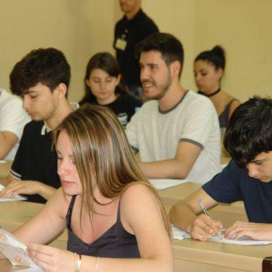 Más de 43.350 andaluces se presentan a la selectividad en junio