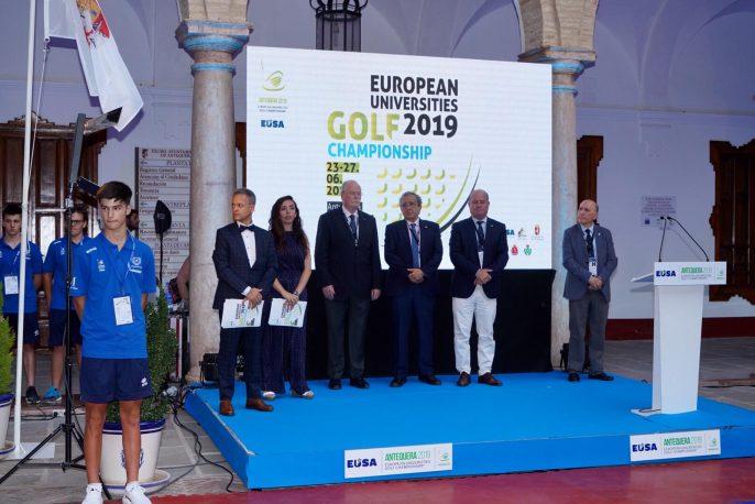 Campeonato Europeo Universitario de Golf EUSA 2019