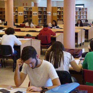 Estudiar en Granada: bibliotecas y salas de estudio para el verano