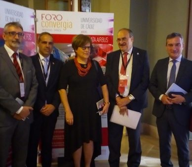El Foro Convergia resalta la necesidad de alianzas entre universidades y empresas