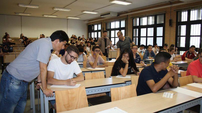 Más del 90% de los estudiantes andaluces han superado la Selectividad 2019