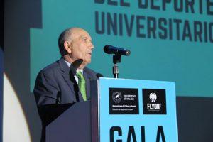 La Universidad de Málaga celebra un año más su Gala del Deporte, con reconocimientos tanto a deportistas como a instituciones colaboradoras.
