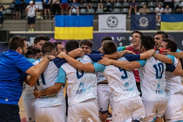 La UMA se proclama vencedora del Campeonato Europeo Universitario de futsal
