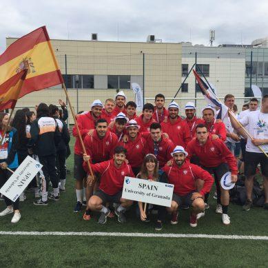 Las Universidades de Granada y Valencia representan a España en el EUSA Handball Championship 2019