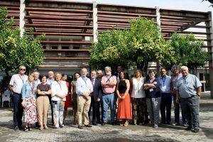 Participantes en las I Jornadas Andaluzas de Doctorado.