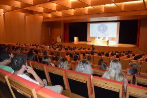 Más de 800 erasmus en la UAL este curso afianzan su crecimiento internacional