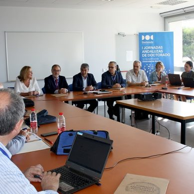 La UAL se convierte en sede de las I Jornadas Andaluzas de Doctorado