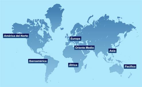 274 plazas para la realizar prácticas en Embajadas y Consulados de España en el exterior