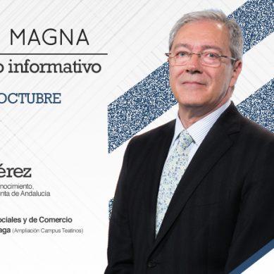 Universidad e innovación como impulsores del desarrollo en Andalucía