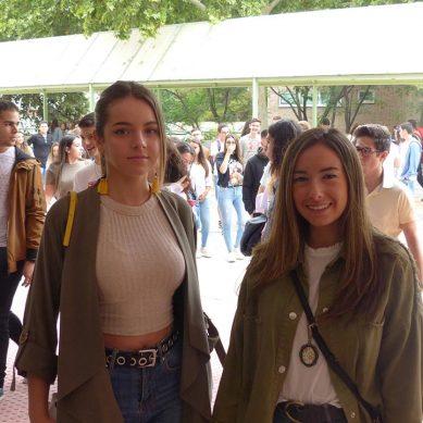 Inquietud e ilusión en los estudiantes 'recién llegados' a la UJA