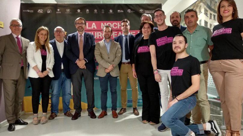 Medio centenar de actividades para vivir la ciencia en Jaén