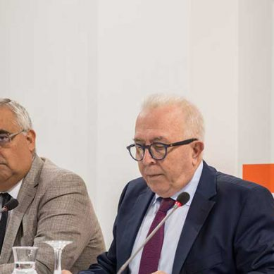 Sánchez Maldonado renuncia a su cargo de rector en la Universidad Internacional de Andalucía