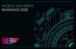 ElRanking Mundial de Times Higher Education (2020 THE) vuelve a destacar a las mejores universidades del mundo.