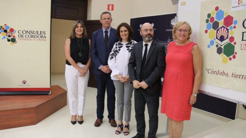 "Arranca la tercera edición del Programa ""Cónsules de Córdoba"""