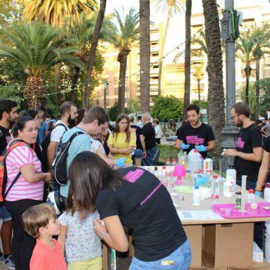 La Noche de los investigadores vuelve a llenar de ciencia las calles de Córdoba