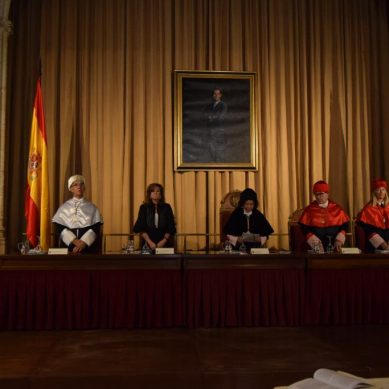 """Aranda """"la universidad siempre ha hecho una profesión de fe europeísta"""""""