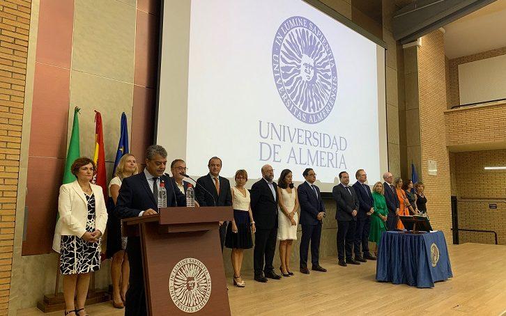 Carmelo Rodríguez remodela y amplía el equipo de Gobierno de la UAL