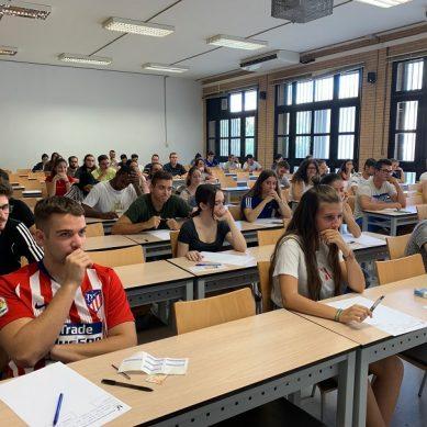 La PEvAU de septiembre congrega a más de 500 estudiantes en la UAL