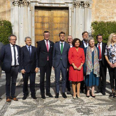 El Consejo de Rectores de Arqus se constituye formalmente en Granada