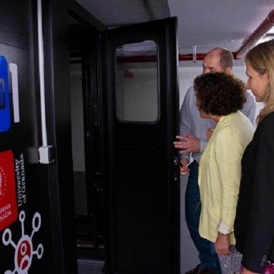 Inaugurado el nuevo Centro de Proceso de Datos de la Universidad de Granada
