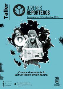 jóvenes reporteros taller Fuengirola