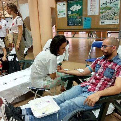 Solidaridad y valentía para afrontar el reto de las 5.000 donaciones en la UJA