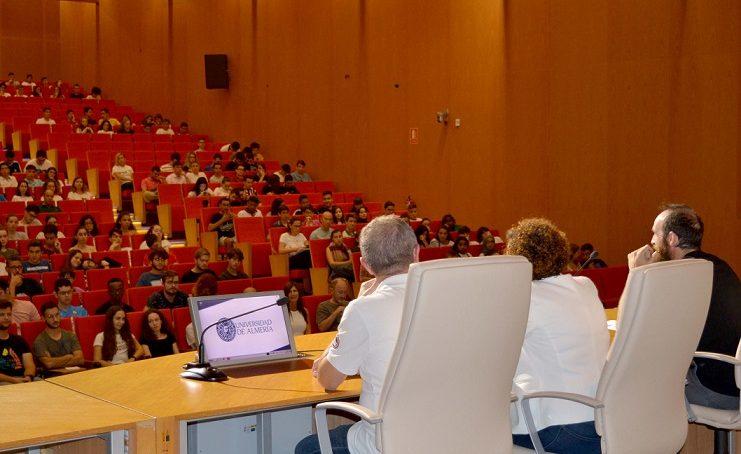 IndalMat reúne en la UAL a los jóvenes matemáticos del futuro