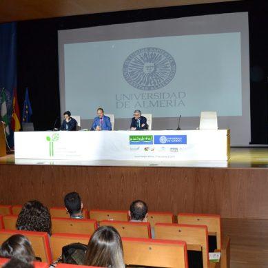 Jóvenes investigadores del sector Agroalimentario se dan cita en la UAL