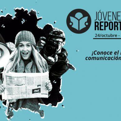 Jóvenes Reporteros, una oportunidad para conocer el mundo de la comunicación desde dentro