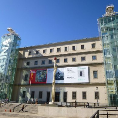 Becas del Museo Nacional Centro de Arte Reina Sofía