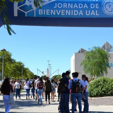 El día 17 el campus será una fiesta con la Jornada de Bienvenida UAL 2019/20