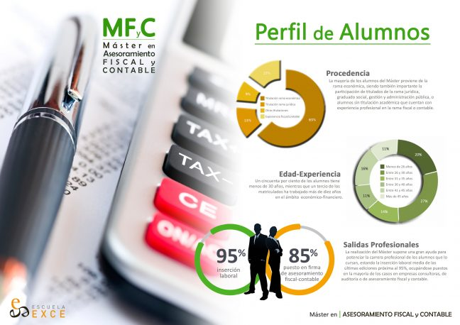 Empleo tras la carrera, la clave para trabajar en el asesoramiento fiscal y contable